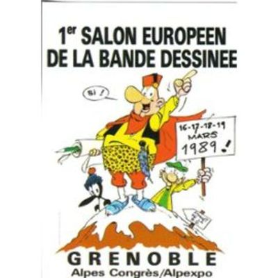 Grenoble au fil des mots timeline
