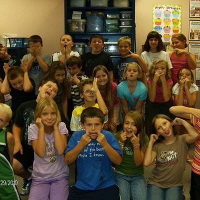 Fourth Grade 2010-2011 timeline