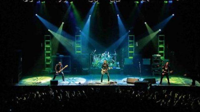 Disturbed's first live online concert