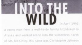 Into the Wild SMS226DV7 timeline