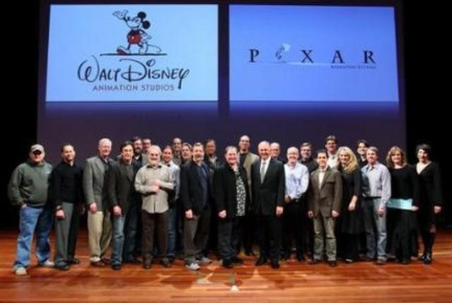 Pixar + Disney