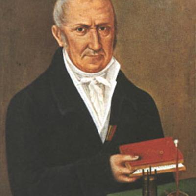 Alessandro Volta [battery maker] timeline