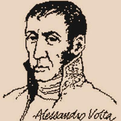 Alssendro Volta (battery maker) timeline