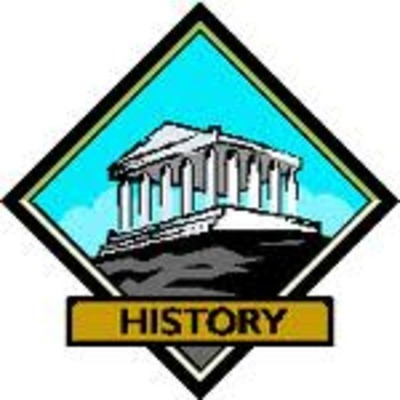 History w/ Honors timeline