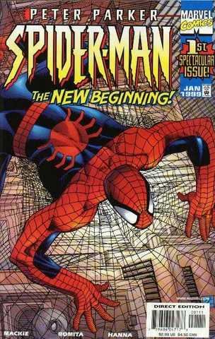 Peter Parker:Spider-Man#1