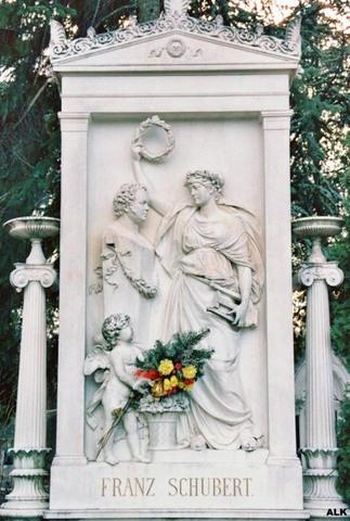 Franz Schubert's death