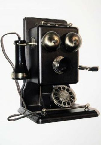 the first telephone service
