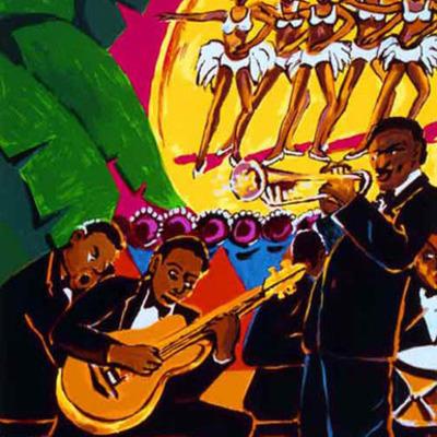 Harlem Renaissance Art and Music timeline