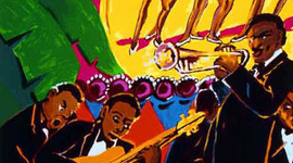 Harlem Renaissance Art and Music timeline