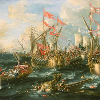 Del comienzo de la Edad Media al descubrimiento de América timeline