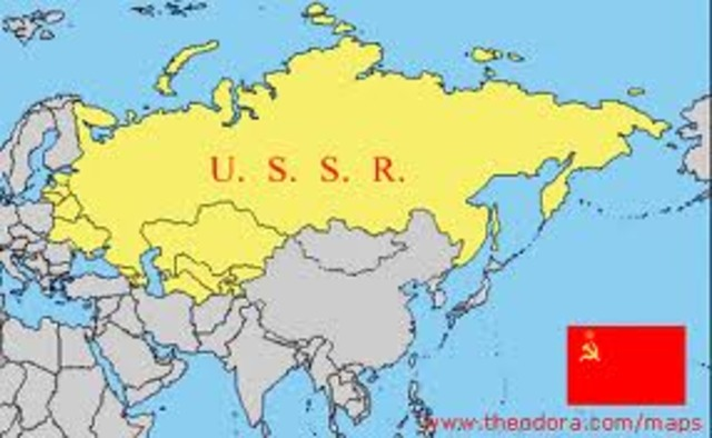 USSR Is Dissolved
