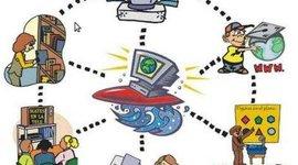La Revolución TIC en mi vida timeline