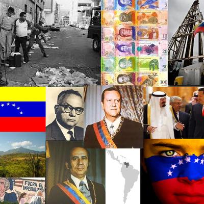 Venezuela 1945 to present  timeline