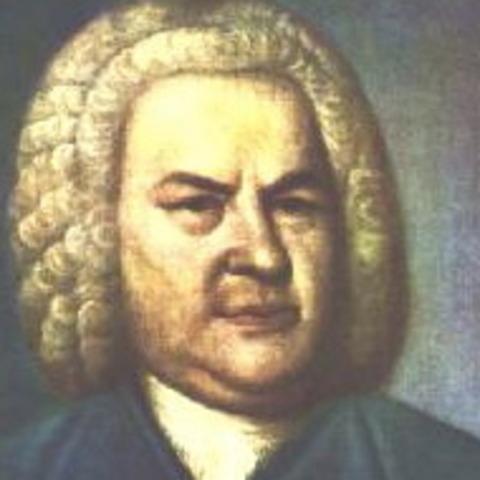 Johann Sebastian Bach, Born.
