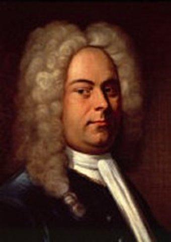 George Frideric Handel, Born.