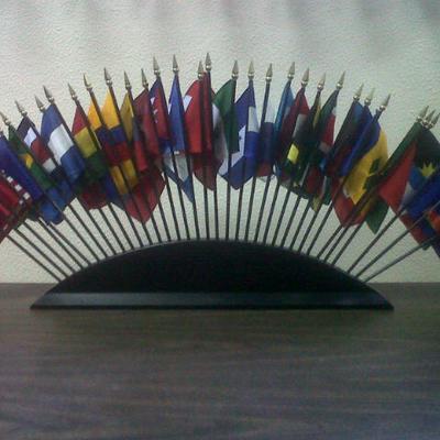 Misiones de Paz de la Organizacion de los Estados Americanos timeline
