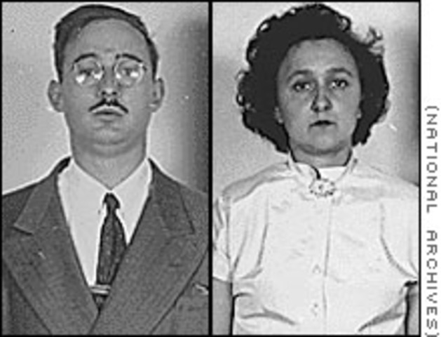 Rosenbergs executed