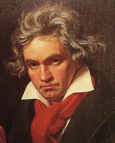 Ludwig van Beethoven, Born.