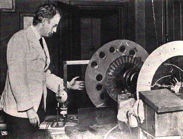 The First True Mechanical TV