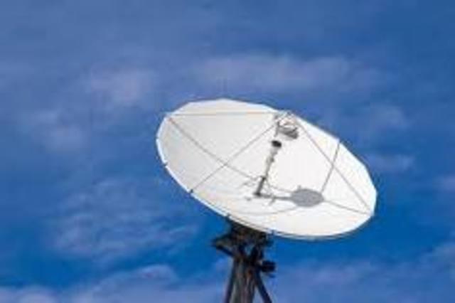 First TV Satellite