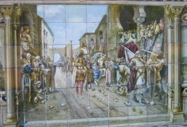 Conquista de Valencia