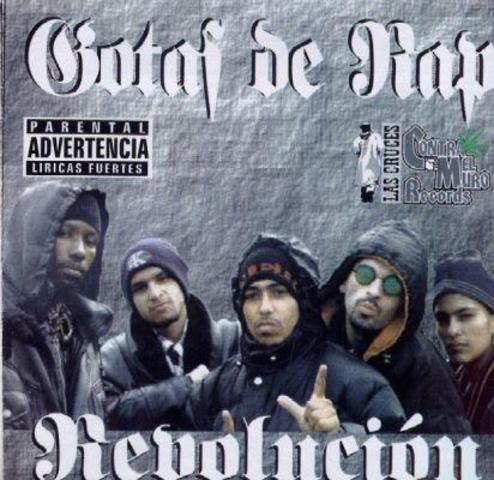 Gotas de Rap