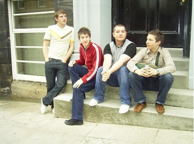 Formaron Arctic Monkeys