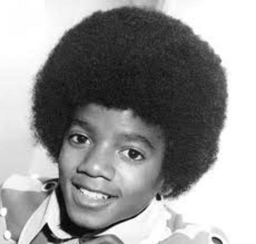 Michael Jackson demuestra su potencial y se forman los Jackson´s five