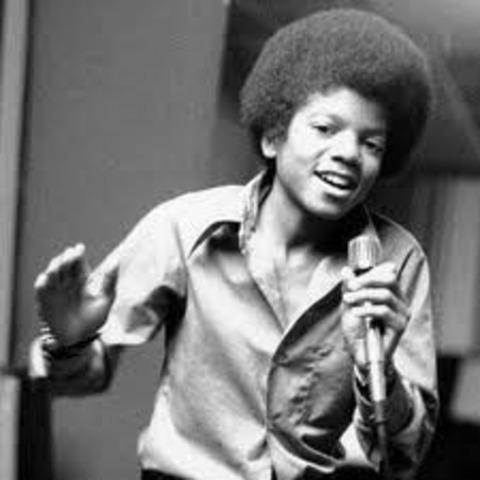 Primer disco que graba Michael Jackson como solista.