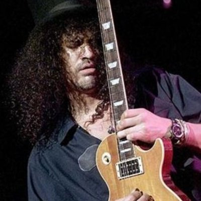 Slash, guitarrista. timeline