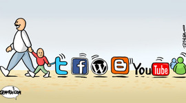 evolucion de internet. timeline