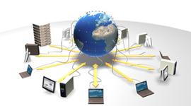 Evolucion de internet timeline