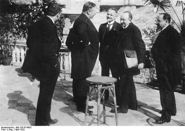 Vertrag von Rapallo