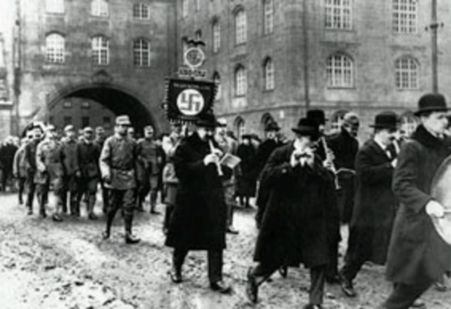 Marsch auf München
