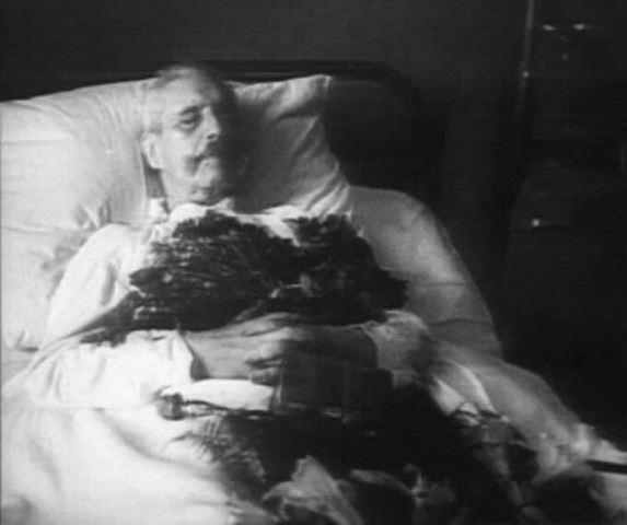 Tod Hindenburgs