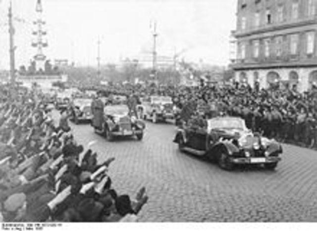 Anschluss Österreichs