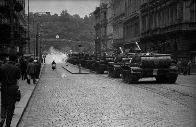 Besetzung Tschechiens