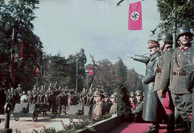 Besetzung Polen