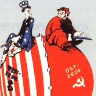 guerra fria 1945 timeline