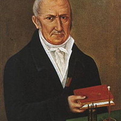 Alessandro Volta timeline