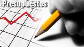 Sandoval - Linea de tiempo historia de Presupuestos timeline