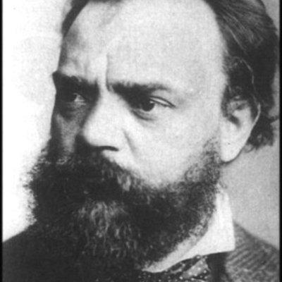 La vida d' Antonín Dvořák timeline