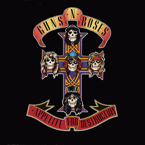 Appetite For Destruction Is released