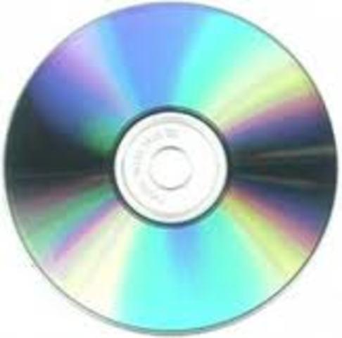Nace el primer compact disc (CD)