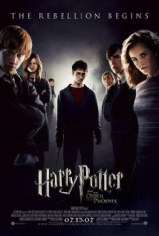 Harry Potter and the Order of the Pheonix