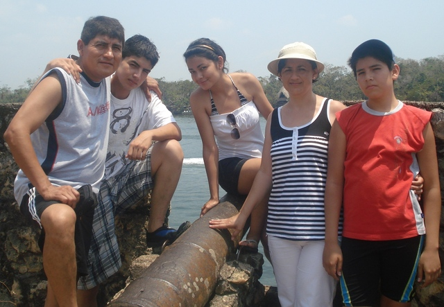 Excursion a Izabal