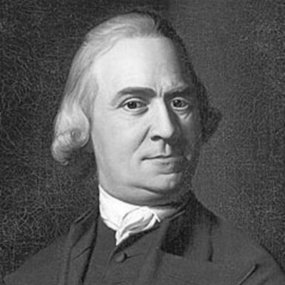 Life of Samuel Adams timeline
