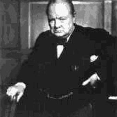 Winston Churchill timeline