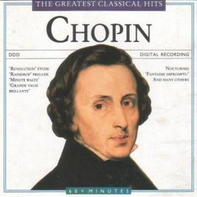 chopin frederic timeline