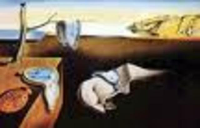 Salvador Dalí, La persistència de la memòria